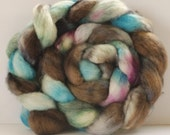 HOLIDAY FREE SHIPPING SALE KARINA Hand Dyed Blue Faced Leicester Roving