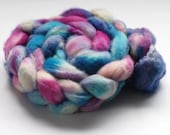 Carol Hand Dyed Blue Faced Leicester 4.2 Ounces