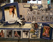 How to Make a Graduation Memory Board DVD