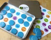 MEMORY MATCH - Magnetic Game Tin