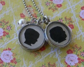 Silhouette Necklace - Add on Charms