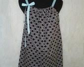Little Black Dress Maternity Dress-SALE
