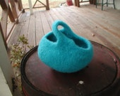 Blue Mobius Basket
