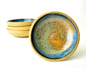 small ceramic bowls Down by the Seashore (Set of 4)