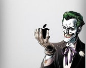 JOKER Decal for iPad(s) - sticker - vinyl