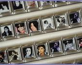 MICHAEL JACKSON Limited Edition Photo Charm Bracelet