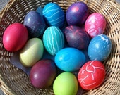 Incredible Edible Eggs - Fun mini-cookbook for dyeing and using up hardboiled Spring, Easter, and Passover eggs