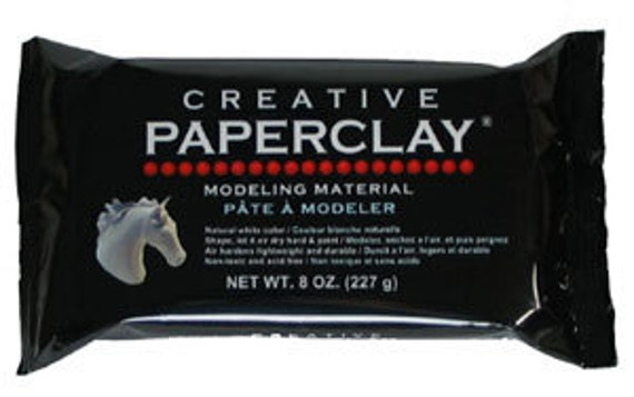 3x 16oz packs Creative PAPERCLAY - lowest price  3lbs total - about 1.5 kg