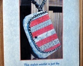 PATTERN - Just For The Wrist Wristlet Sewing Pattern