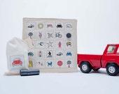 car bingo game