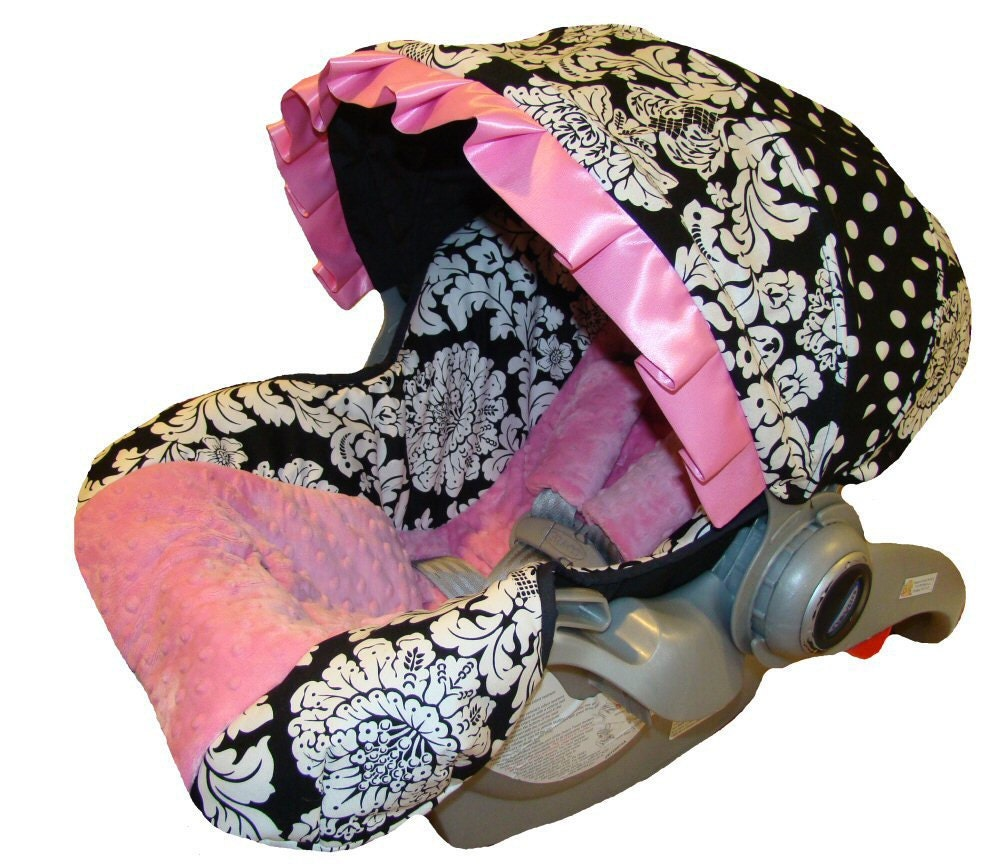 Infant Car Seat Replacement Cover For Graco By Sassycovers