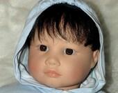 Large Vinyl Baby Doll