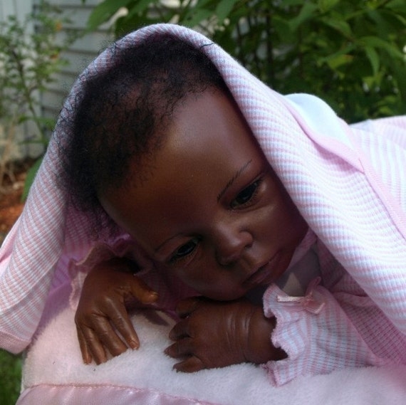 AA Newborn Vinyl Baby Doll