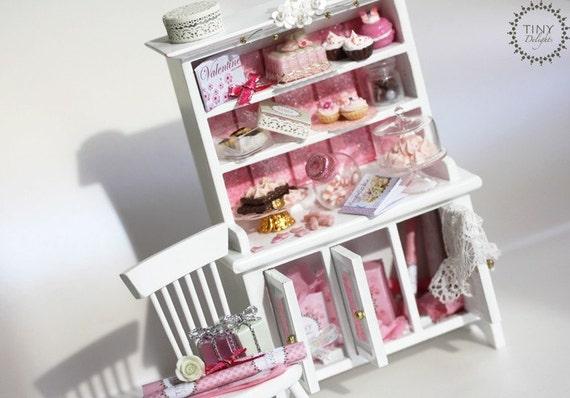 Romantic Cabinet   - UNIQUE - 1/12 scale by TinyDelights