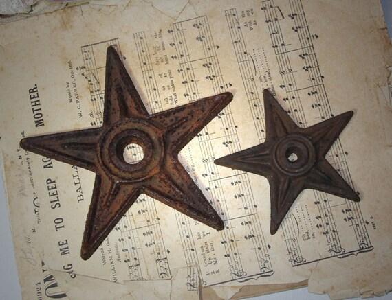 Rusty Metal STARS