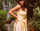 SALE- Belle - Beauty and the Beast Gown, Size Extra Small