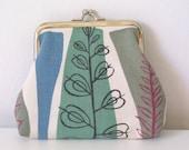 Vintage 'Coppice' Snap purse