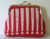 New Year Sale Red Exclamation purse