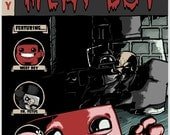 Super Meat Boy Issue 2 - signed