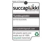 Surprise color-Tumbbuplokki - Knitting Mitten Blockers