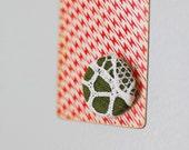 SALE lace magnet