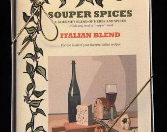 International Gift Set, Seasonings Mix, Herbs & Spices, Herbs, Spices, French Seasonings, Greek Seasonings, Italian Seasonings, Salt Free
