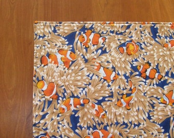 Beautiful Clownfish Placemats - Set of Two