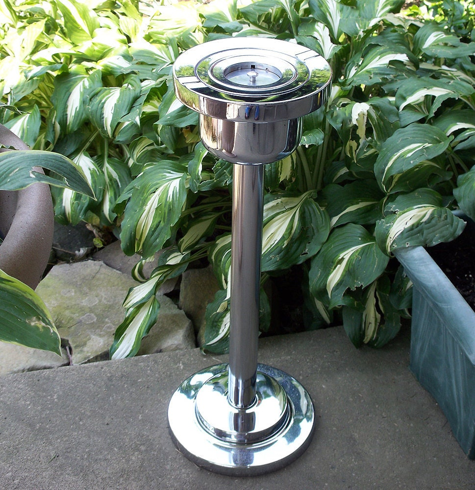 Outdoor Ashtrays - Janitorial Supplies - The Home Depot