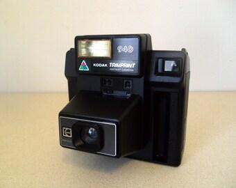 Vintage Kodak Trimprint 940 Instant Camera