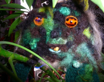 sister moon doll- the tree creeper