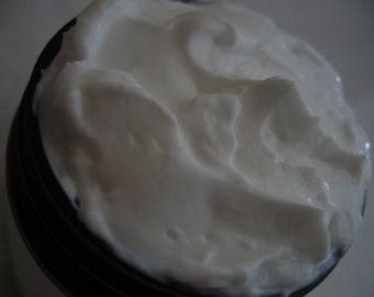Luscious Body Lotion with Shea,  Avocado and Almond Oils - Natural, Paraben Free, Vegan, You Choose Scent