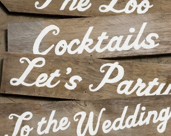 PRINTABLE Hand Painted Signage How-To