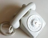 Design Classic: 1960s Ericsson Dialog Telephone White 1