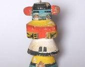 Rare 1940s Hopi Kachina Doll - 97343