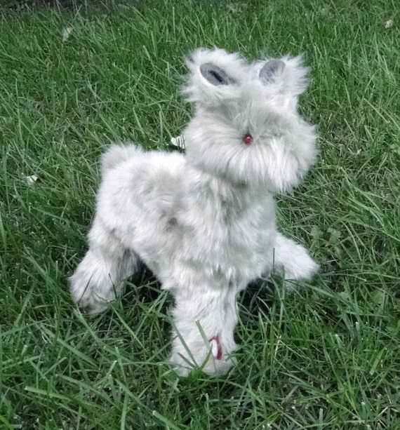 Zombie Alpaca Plushie