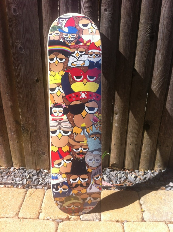 Skateboard ABE