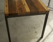 NOMANI Reclaimed wood DINING TABLE