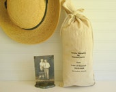 Vintage Canvas Bag from Crater of Diamonds State Park