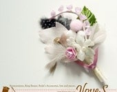 Boutonniere - Custom Made to meet your Theme