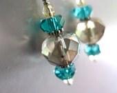 Eloise Earrings - sterling silver - By Corrieberry Pie