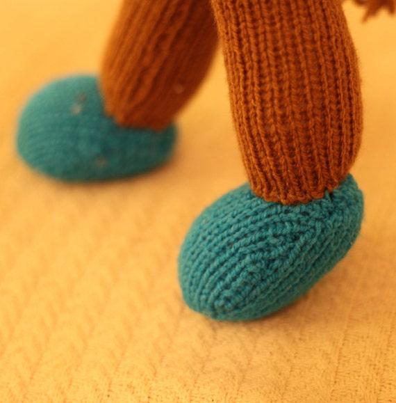 Knitting Pattern Cow Toy : Lamazo Cow - Toy Knitting Pattern PDF from Duduna on Etsy Studio
