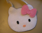 Felt Kitty Mini Purse Birthday Party Favors-Reserved for r3thom