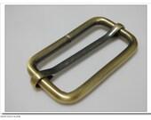 Strap adjuster  1 1/2 (1.5 )  inch( inner diameter ) anti  brass  bags fingdings 10pcs per bag U32