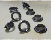 10mm(3/8 inch) gunmetal eyelets 60pcs grommet G44