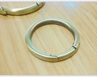 2 inch  (inner diameter) anti brass gate-rings a pair J45