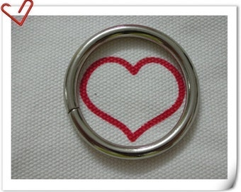 10pcs 1.5 inch (inner diameter) O rings nickel U78