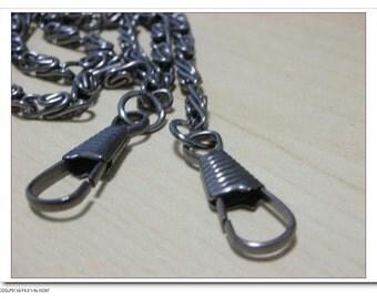 120cm Chain Links purse links bag chain purse chain gun color K85