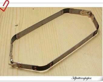 12 inch Flex frame  squeeze frame D73