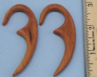 Cherry Earrings. Size 1