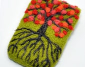 Autumn Rooted iPod or Cellphone Case